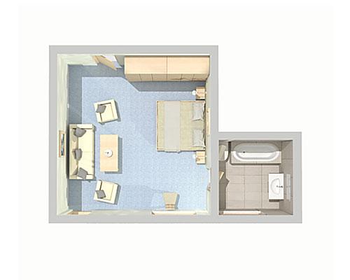 Doppelzimmer C